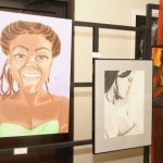 Artistic Expressions Gallery display.