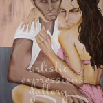 """Embrace""16""x20""Siana Treece 500.00 $250 - 50% off"