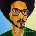 """Mike""16""x20""Siana Treece $200.00 $100 - 50% off"