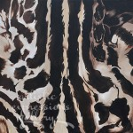 """King Cheetah""30""x30""Siana Treece SOLD"